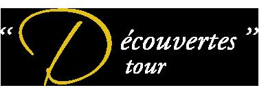 """""""Découvertes"""" tour"""