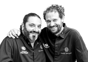 Nicolas Isnard & David Le Comte