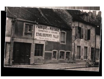 la moutarderie Fallot en 1840