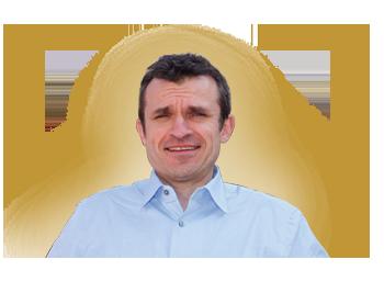 1994, Marc Désarmenien prend la tête de la moutarderie Fallot