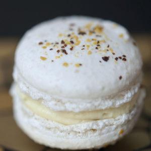 (Français) Macaron à la moutarde
